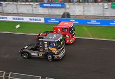 Tata Prima Racing Trucks
