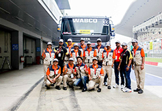 Truck Racing Event Team 2015