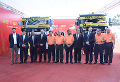 T1 Prima Truck Racing Event Press-Conference2015