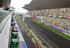 Truck Racing Track at Buddh International Circuit